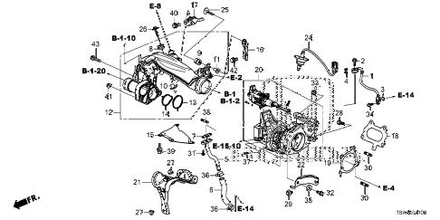 Honda online store : 2017 civic turbocharger parts