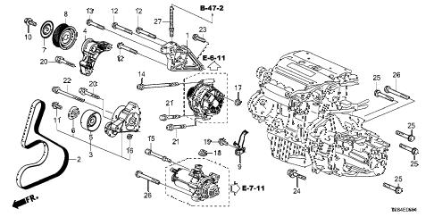 2013 Honda Civic Engine Diagram
