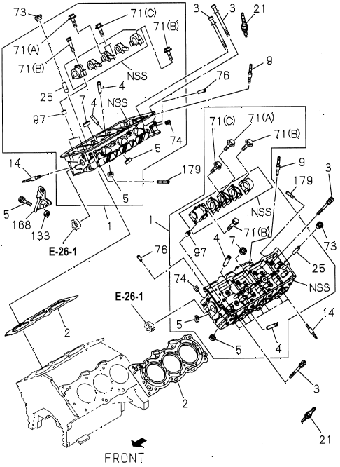 [DIAGRAM] 97 Passport Engine Diagram