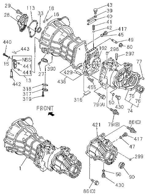 4x4 Transmission Diagram : 24 Wiring Diagram Images