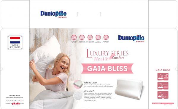 dunlopillo gaia bliss pillow