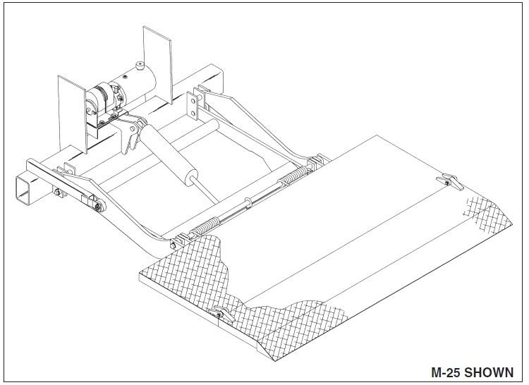 thieman lift gate wiring diagram auto electrical wiring diagramthieman  liftgate parts diagram maxon liftgate parts