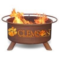 Clemson Fire Pit | Clemson University