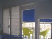 Estor plegable terraza