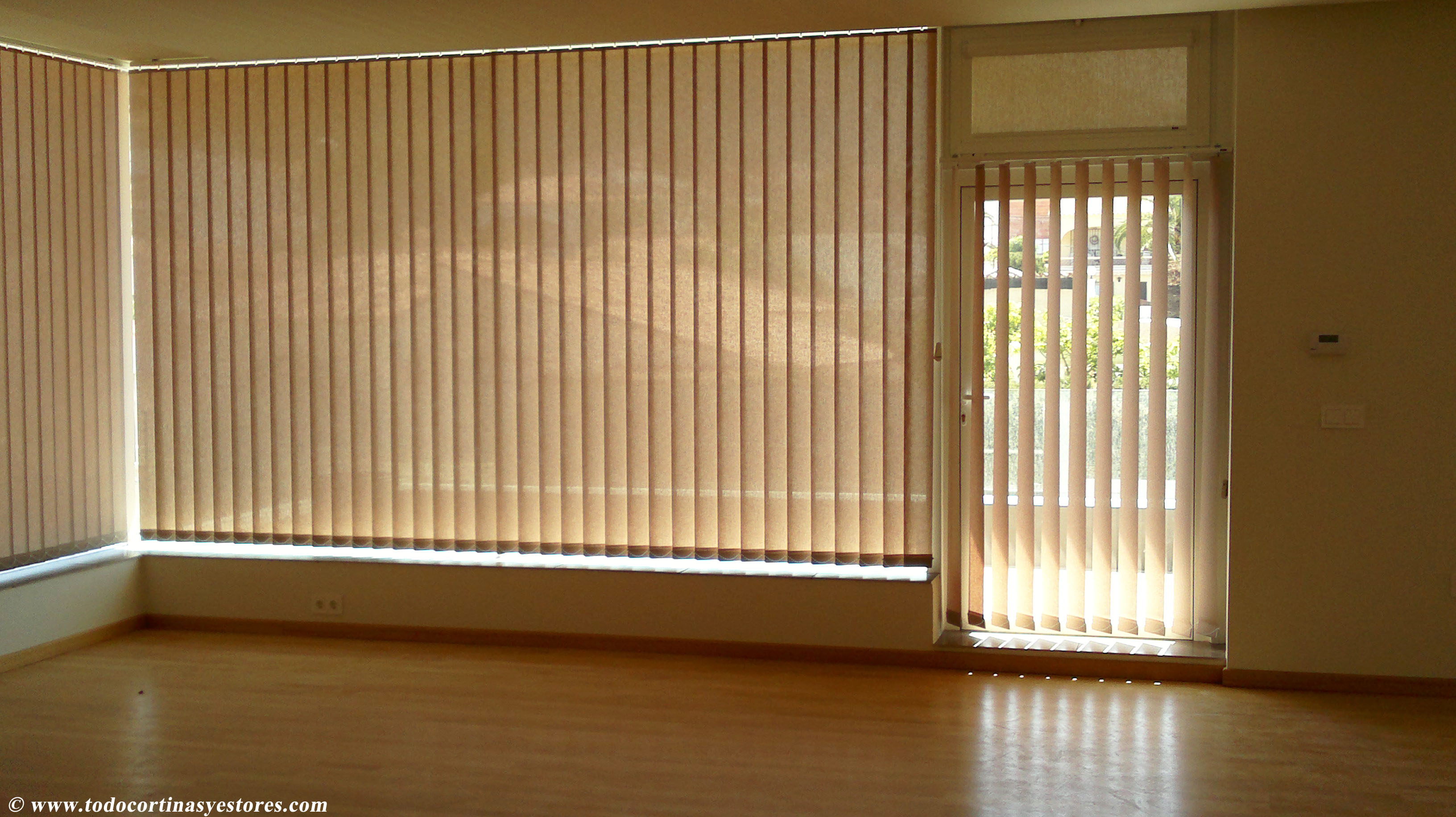 estores para ventanas abatibles  El blog de decoracin