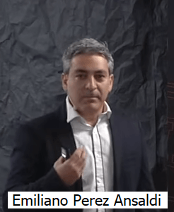 Video – Emiliano Perez Ansaldi, Video – Emiliano Perez Ansaldi