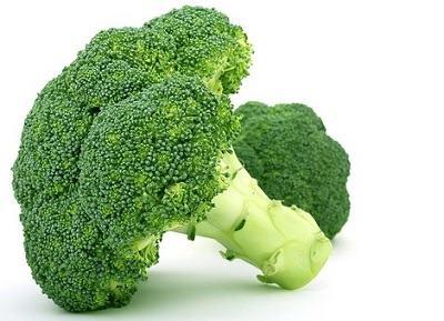 Brocoli alimento con valor nutricional 0