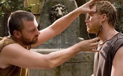 Titus Pollus Lucius Vorenus Rome