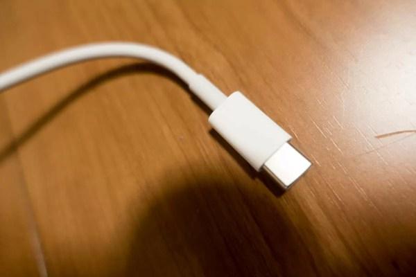 USB-Type Cコネクタ