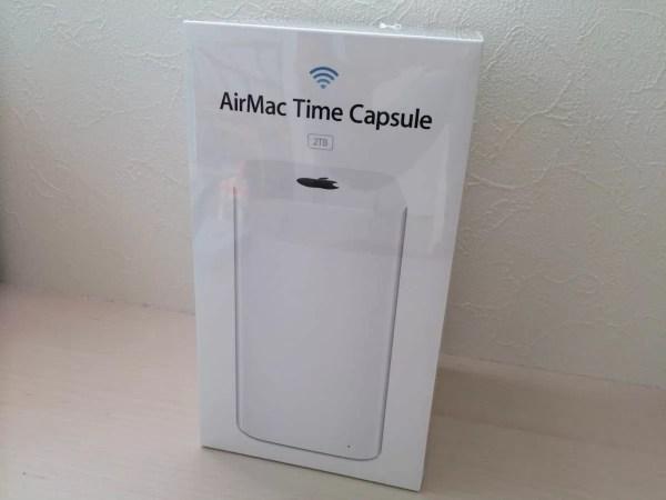 AirMac Time Capsule