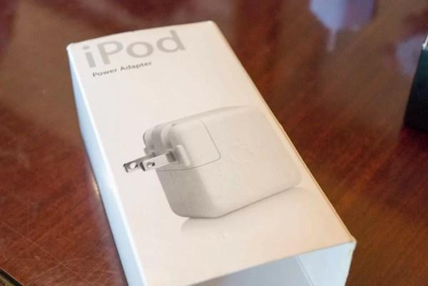 FireWire対応iPodケーブル