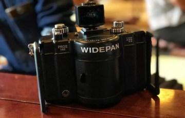 中判パノラマカメラ『Widepan Pro II』