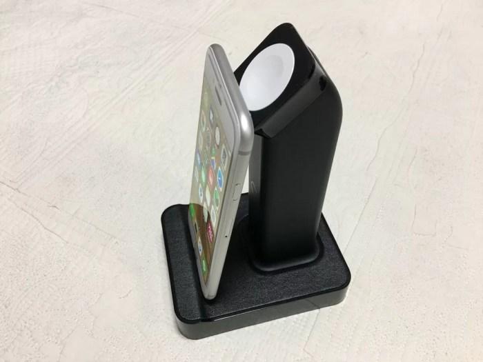 iPhone 6を縦置き