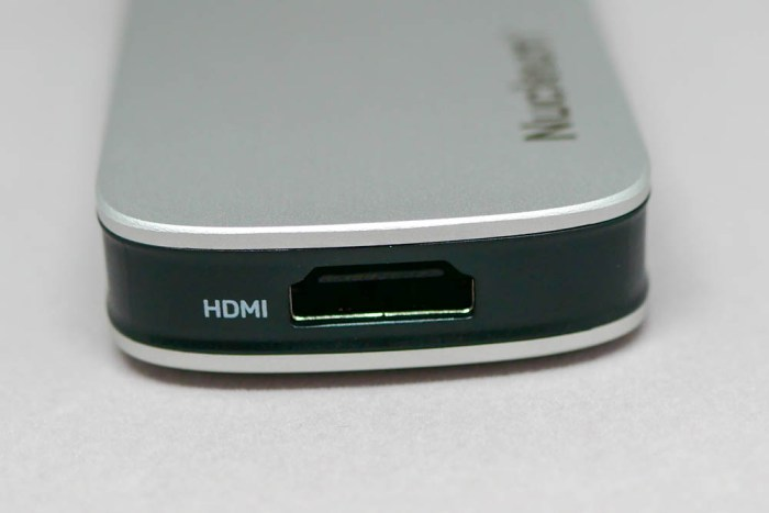 HDMIポート