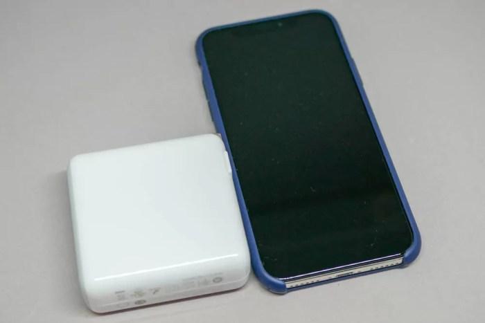 iPhone Xと比較