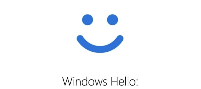 Windowsの世界では生体認証は普及しはじめている