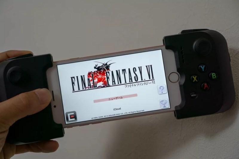 FF6をプレイ