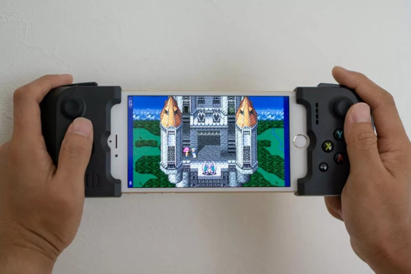 GAMEVICE Game Controller for iPhone v2でFF5をプレイ