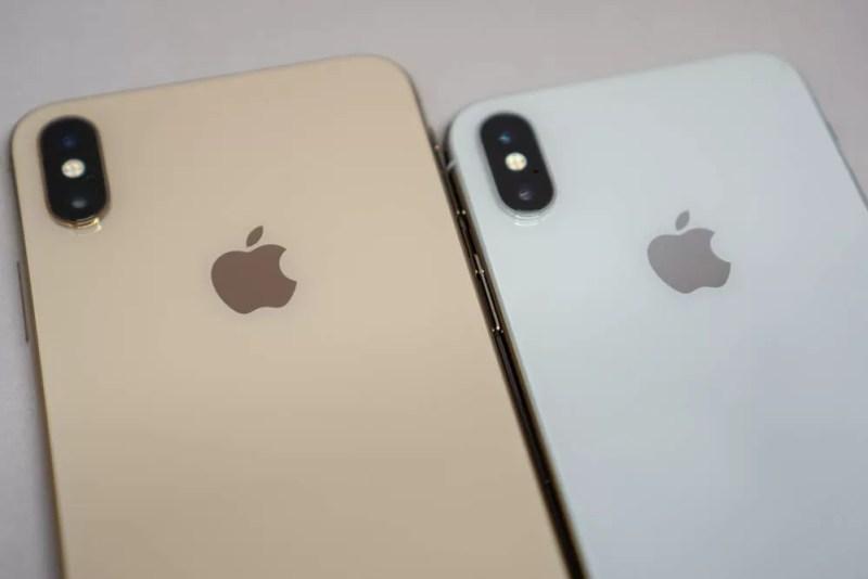 iPhone XとXS Maxの比較(カメラ周辺)
