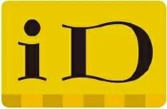 【dカード】iDのマーク