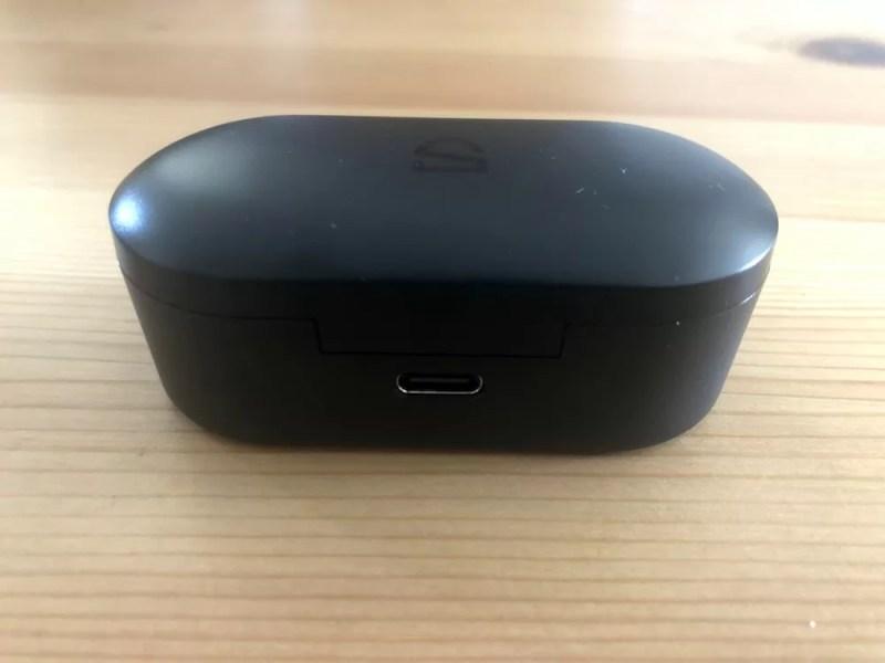 USB Type-Cの充電ポート