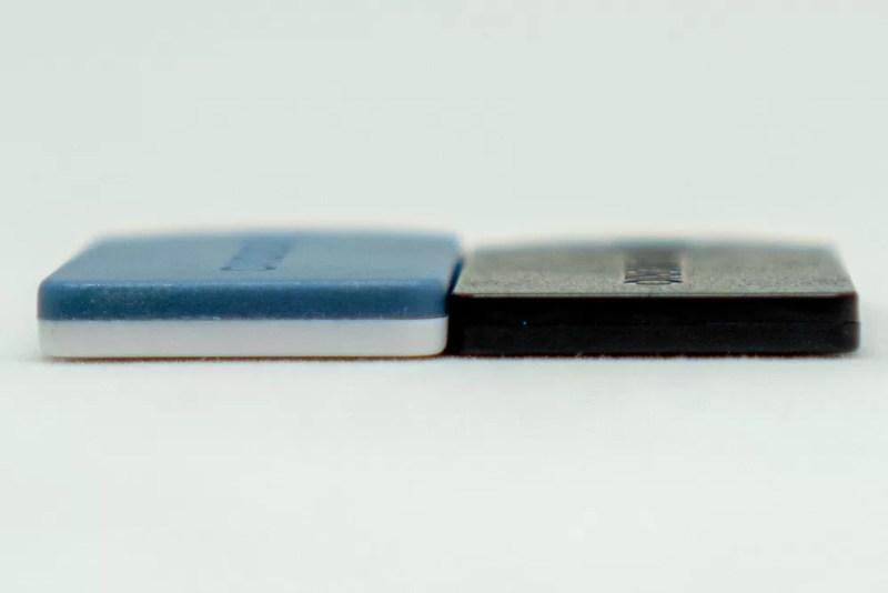 左:第3代MAMORIO、右:MAMORIO S