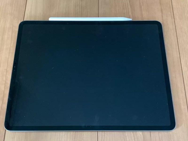 iPad Pro 12.9インチ第3世代 保護シート無し