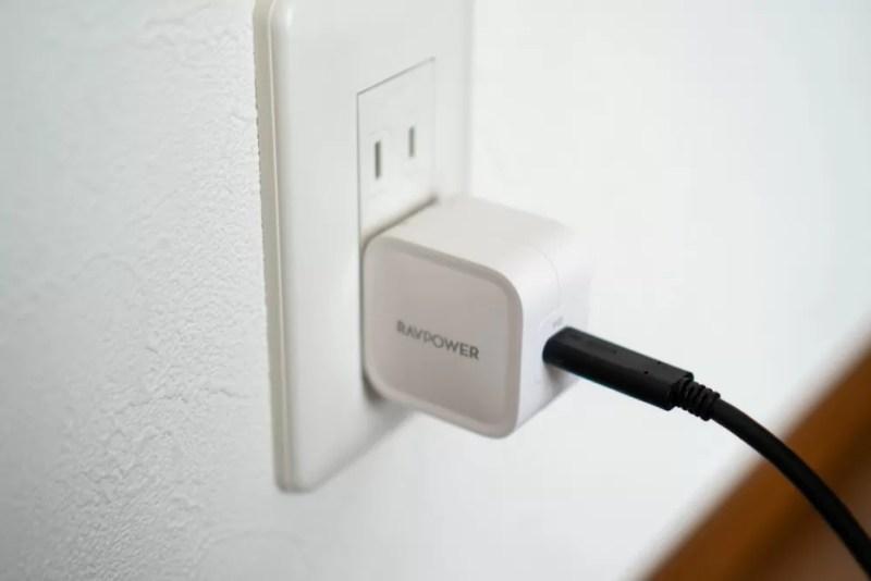 RAVPower「RP-PC120」の充電性能をチェック