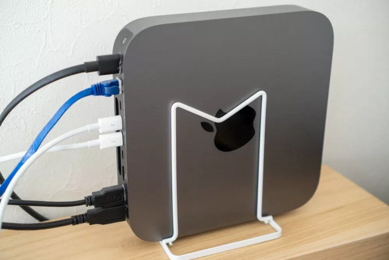 Mac miniの利用状況