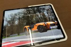 Nimaso「iPad Pro 12.9インチ用 強化ガラス液晶保護フィルム ガイド枠付き」レビュー