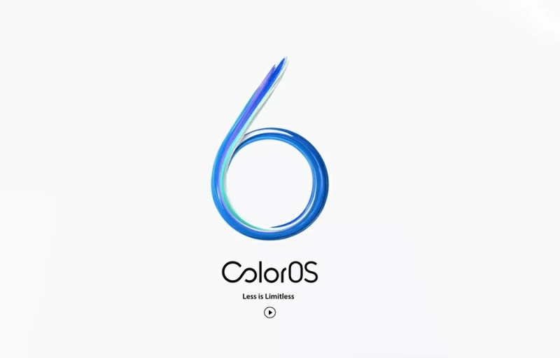 OPPO独自のColorOS