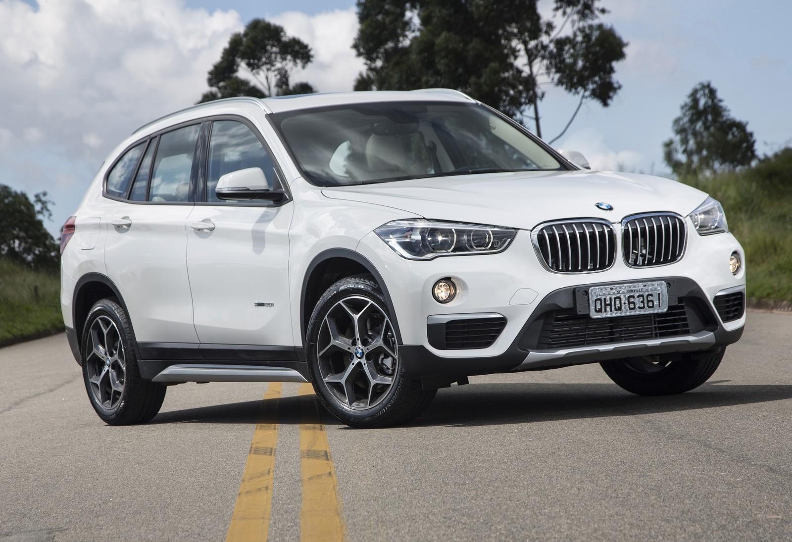 Estradas | BMW X1 ganha visual atualizado e versão híbrida inédita