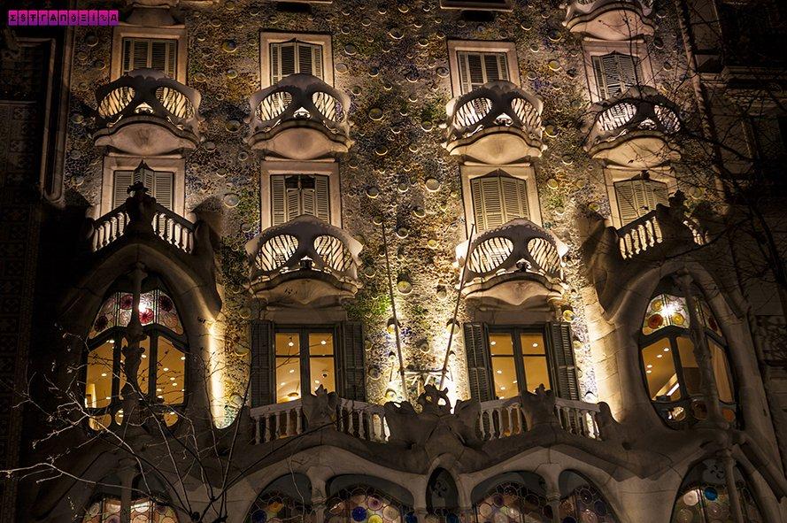 Visita  Casa Batll de Gaud em Barcelona
