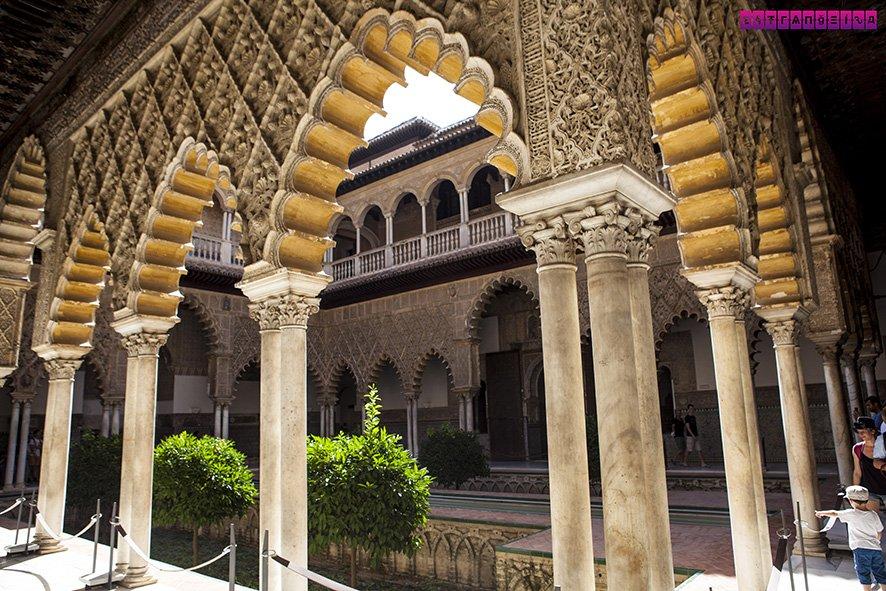 Real-Alcazar-Sevilha-arquitetura