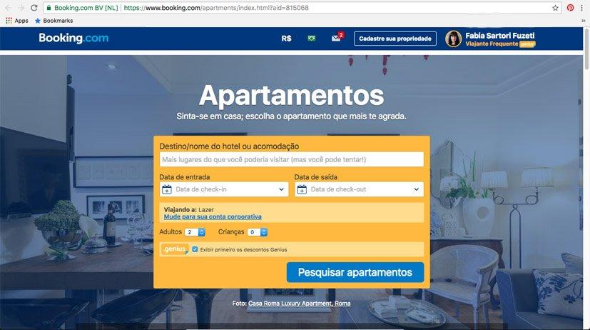 como-reservar-apartamento-no-booking-com