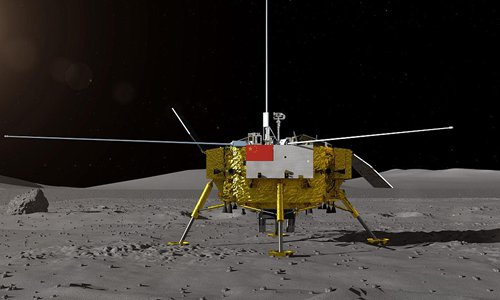 Sonda Chang'e-4 (China)