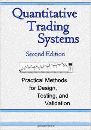 Quantitative trading systems howard pdf