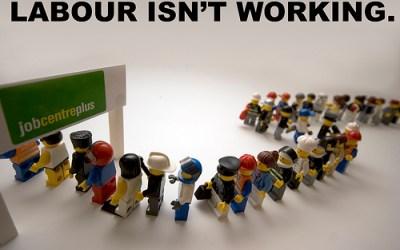 Laboristas no están trabajando – LEGO