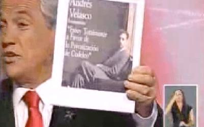 Debate Presidencial ANATEL – Parte 11 – Frei – Piñera