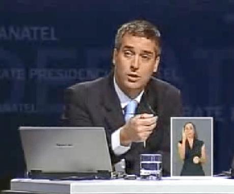 Debate Presidencial ANATEL – Parte 2 – Frei – Piñera