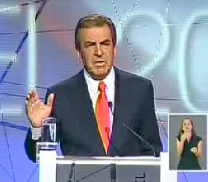 Debate Presidencial ANATEL – Parte 4 – Frei – Piñera