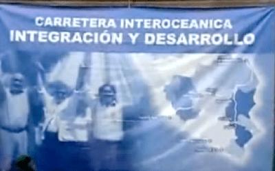 Carretera Interoceánica – Toledo