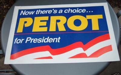 Ahora tiene la opción – Perot