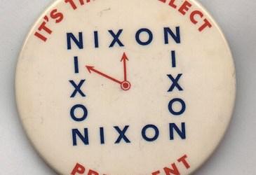 Es Hora de Elegir – Nixon