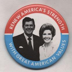 Renovemos la Fortaleza de América – Reagan