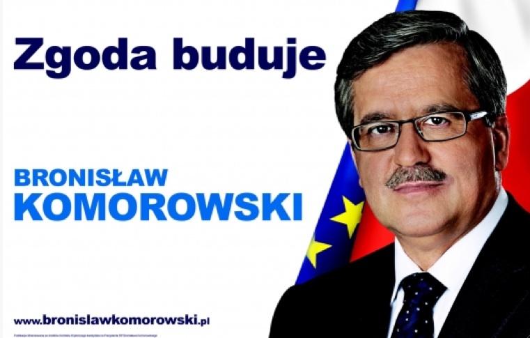 La creación del Consenso – Komorowski