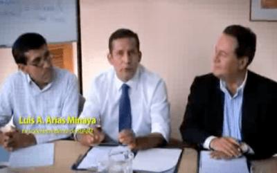 Pensión 65 – Ollanta