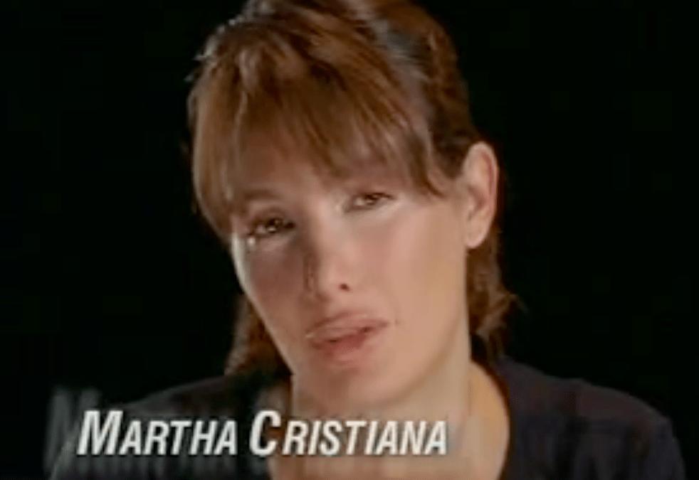 Martha Cristiana – México Unido contra la Delincuencia