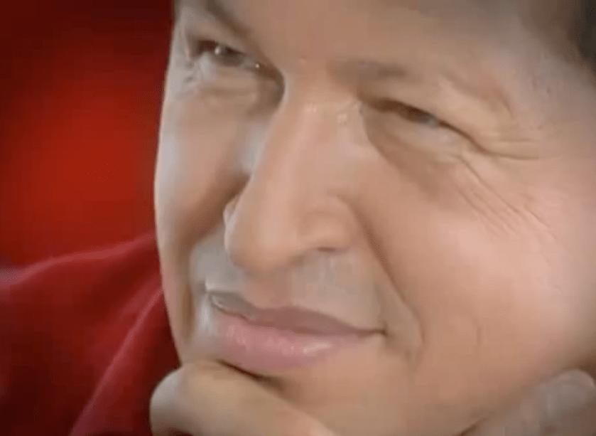 Chavez es la fuerza del pueblo