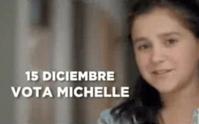 Franja – Segunda Vuelta – Bachelet
